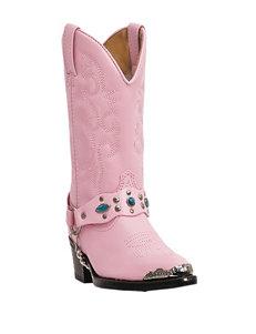 Laredo Little Concho Cowboy Boots – Girls 8-3