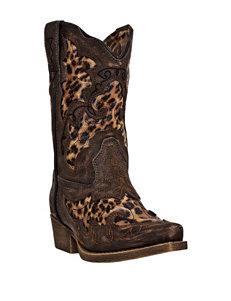 Laredo Sabre Cowboy Boots – Girls 8-3