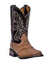 Dan Post Franklin Cowboy Boots – Kids 4-5