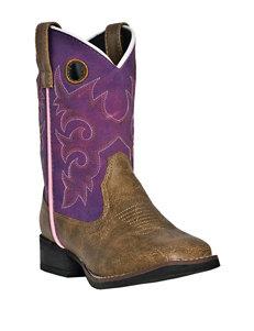 Laredo Mahaska Cowboy Boots – Girls 8-3