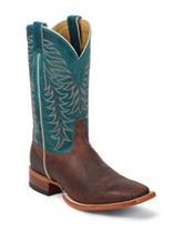 Nocona Cognac Zulu Legacy Western Boots