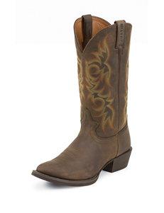 Justin Sorrel Apache Western Boots