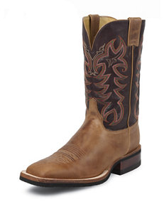 Justin Boots Tan Western & Cowboy Boots