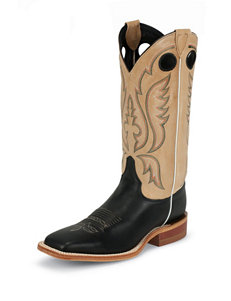 Justin Boots Black Western & Cowboy Boots