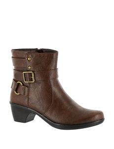 Easy Street Charlotte Flat Shoes