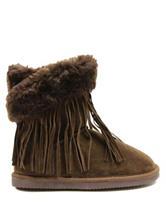 Oomphies Fringe Wrap Boots – Girls 1-6