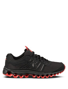 K-Swiss Black / Red