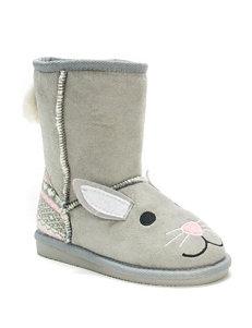 Muk Luks Trixie Bunny Boots – Girls 8-12