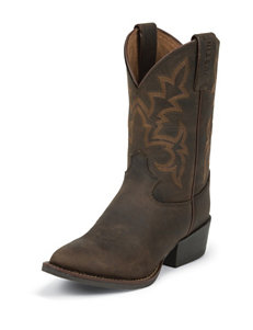 Justin Boots Brown