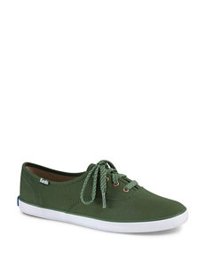 Keds® Champion Green Lace-up Shoes