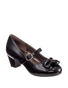 143 Girl Gracie Heeled Shoes - Girls 11-3