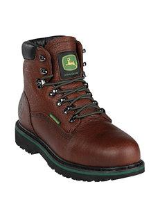 John Deere 6-Inch Waterproof Work Boots