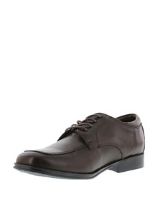 Kenneth Cole Lace-up Oxford Shoes – Boys 12-7