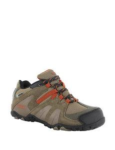 Hi-Tec Aitana Low Waterproof Boots – Boys 3-7