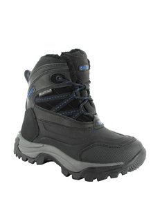 Hi-Tec Snow Peak Waterproof Boots – Boys 10-2