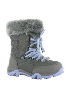 Hi-Tec St Moritz Lite Waterproof Boots – Girls 3-7