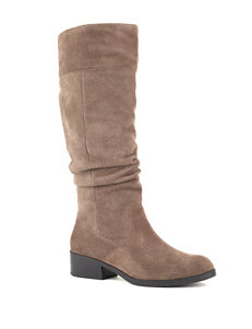 Cougar Grey Riding Boots