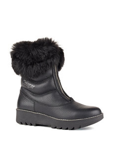 Cougar Puffy Zip Waterproof Boots