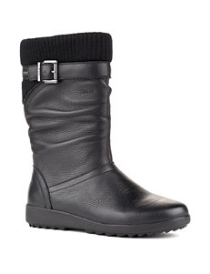 Cougar Black Winter Boots