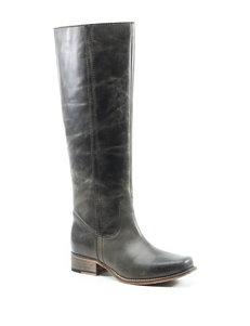 Diba True Grey Riding Boots