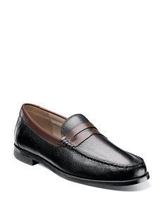 Florsheim Black / Brown