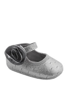 Wee Kids Ankle Flower Crib Shoes – Baby 0-3