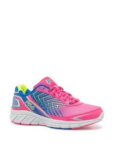 FILA Core Calibration 3 Athletic Shoes – Girls 11-3