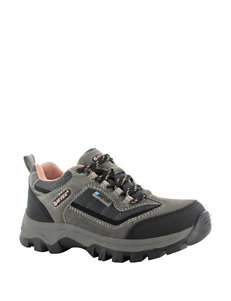 Hi-Tec Hillside Low Waterproof Boots – Girls 3-7