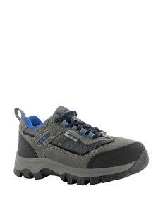 Hi-Tec Hillside Low Waterproof Boots – Boys 10-2