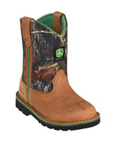 John Deere Camo Johnny Popper Boots – Toddler Boys 4-8