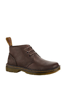 Dr. Martens Brown Chukka Boots