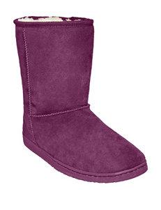 USA Dawgs Purple Winter Boots