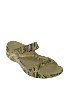 Dawgs Mossy Oak Z Sandals