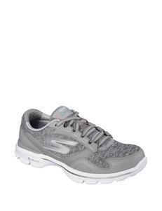 Skechers GO Walk 3 Motive Athletic Shoes
