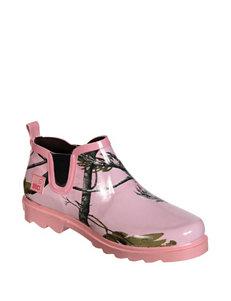 Realtree Gigi Pink Camo Boots