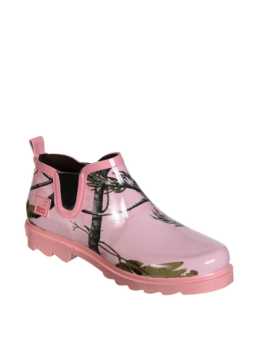 realtree gigi pink camo boots stage stores
