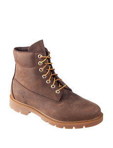 Timberland Tan Hiking Boots