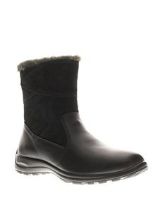 Flexus Black Winter Boots