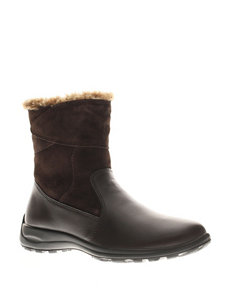 Flexus Brown Winter Boots