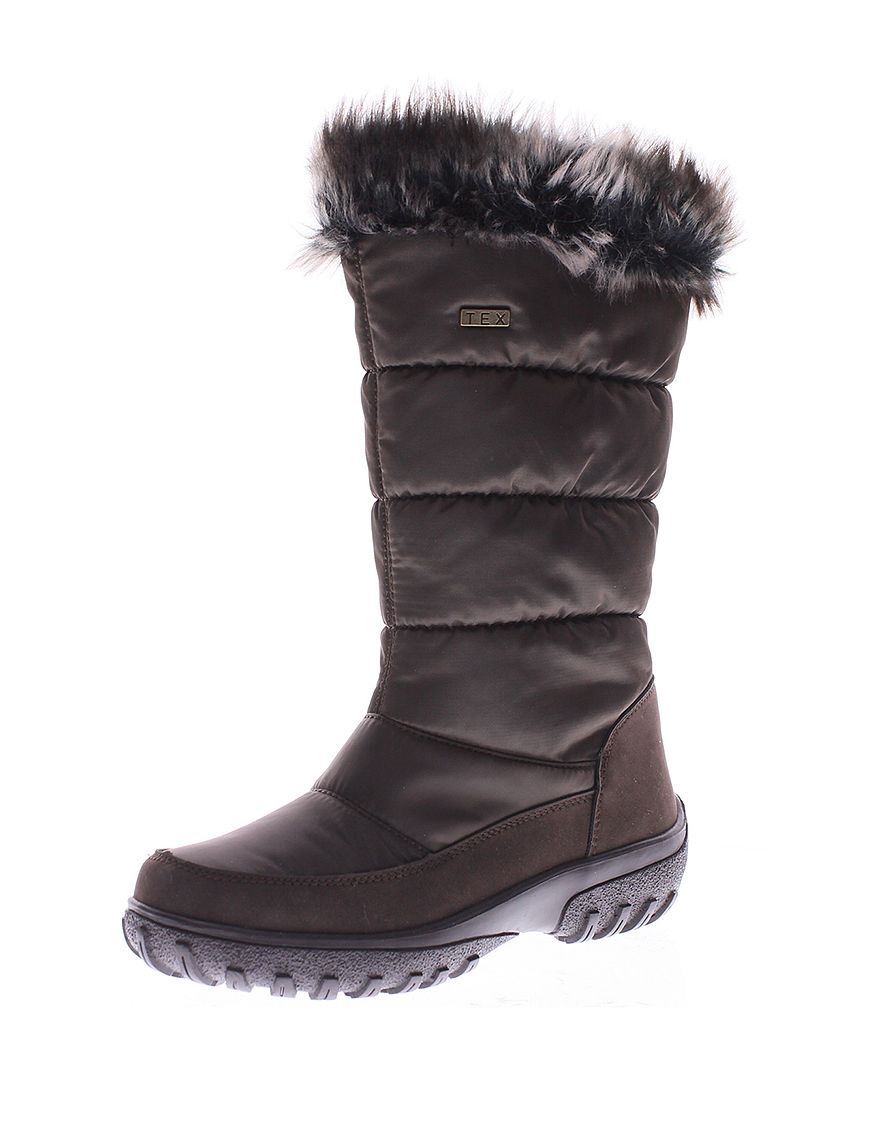 Spring Step Brown Winter Boots