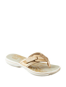 Clarks Brinkley Jazz Thong Sandals