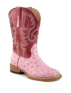 Roper Bumps Western Boots –Girls 9-3