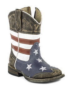 Roper American Western Boots –Toddler Boys 5-8