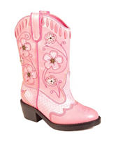 Roper Princess Western Boots – Toddler Girls 5-8