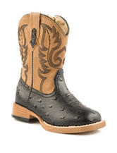 Roper Bumps Western Boots – Toddler Boys 5-8