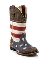Roper American Western Boots –Boys 9-3