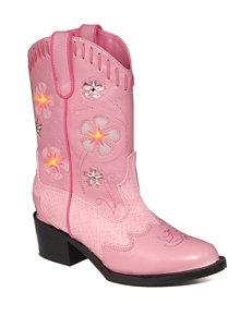 Roper Princess Western Boots –Girls 9-3