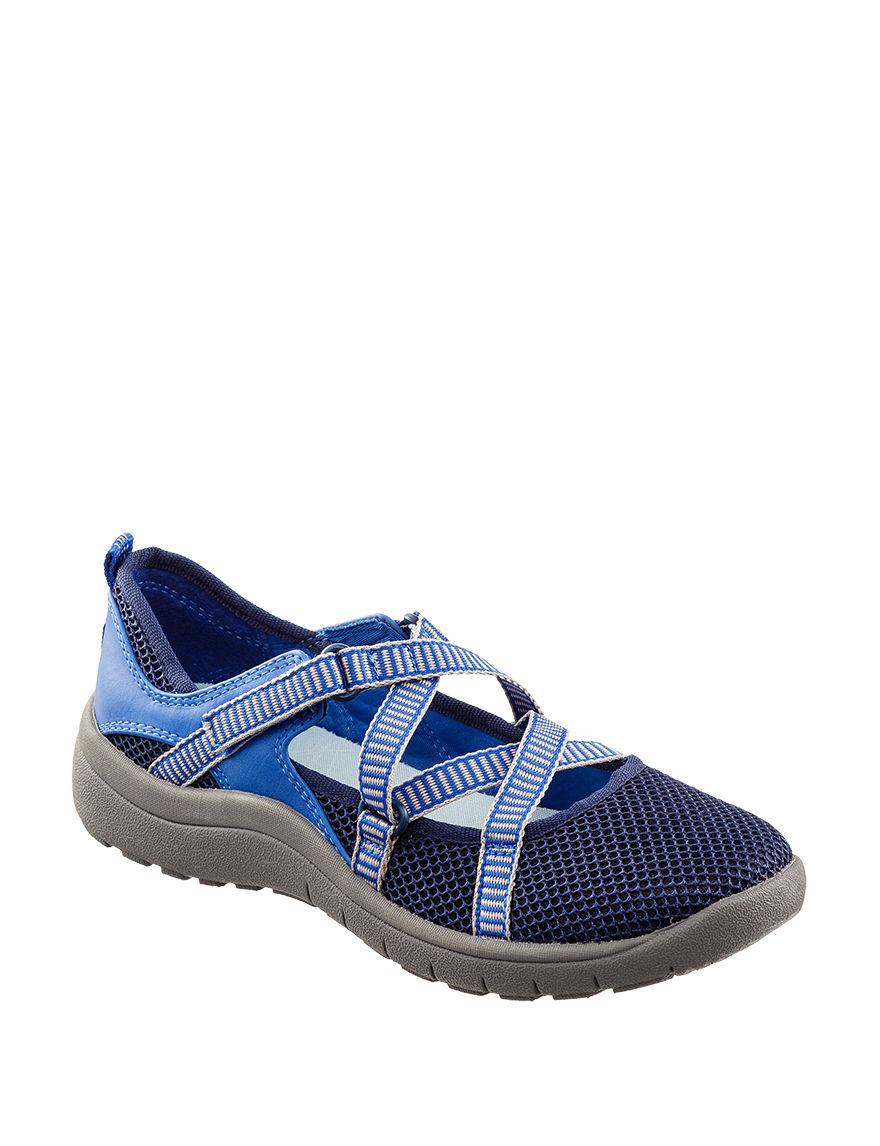 Bare Traps Blue Comfort