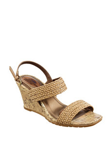 Life Stride Sand Wedge Sandals