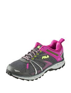 FILA Memory TKO Trail Athletic Shoes